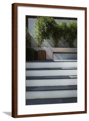 From Basement Level-Pedro Silmon-Framed Art Print
