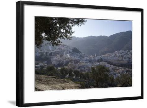 Town View, Moulay Idriss, Morocco-Natalie Tepper-Framed Art Print