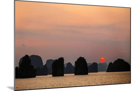 Vietnam, Quang Ninh Province-Nigel Pavitt-Mounted Photographic Print