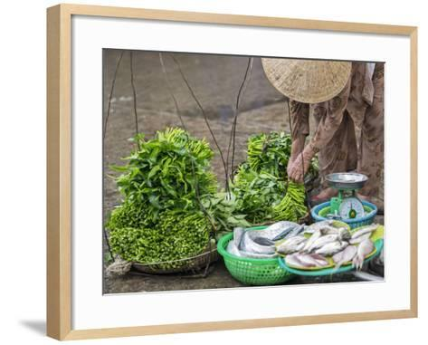 Vietnam, Quang Nam Province-Nigel Pavitt-Framed Art Print