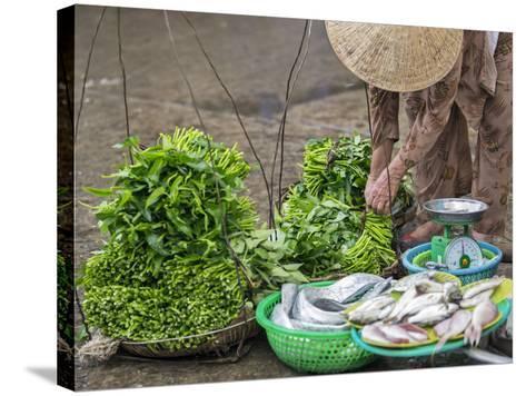 Vietnam, Quang Nam Province-Nigel Pavitt-Stretched Canvas Print