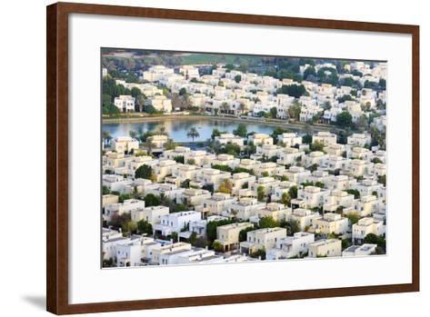 Middle East, United Arab Emirates, Dubai, Residential Villas-Christian Kober-Framed Art Print