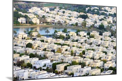 Middle East, United Arab Emirates, Dubai, Residential Villas-Christian Kober-Mounted Photographic Print