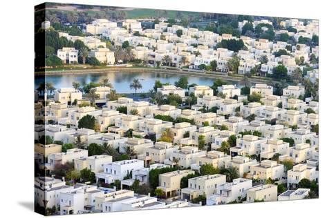 Middle East, United Arab Emirates, Dubai, Residential Villas-Christian Kober-Stretched Canvas Print