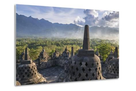 Indonesia, Java-Nigel Pavitt-Metal Print