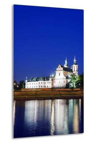 Europe, Poland, Malopolska, Krakow, Church on the Rock-Christian Kober-Metal Print