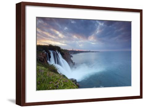 Turkey, Mediterranean Region, Turquoise Coast, Pamphylia, Antalya-Christian Kober-Framed Art Print