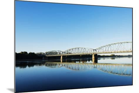 Europe, Poland, Gdansk and Pomerania, Torun, Vistula River-Christian Kober-Mounted Photographic Print