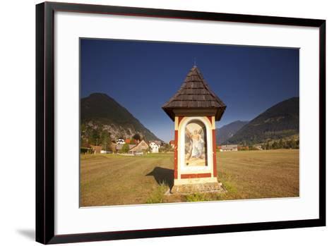Slovenia, Julian Alps-Ken Scicluna-Framed Art Print