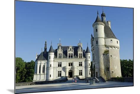 France, Centre, Indre-Et-Loire, Chateau De Chenonceau.-Amar Grover-Mounted Photographic Print