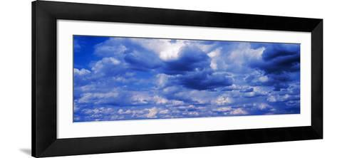 Storm Clouds in the Sky--Framed Art Print