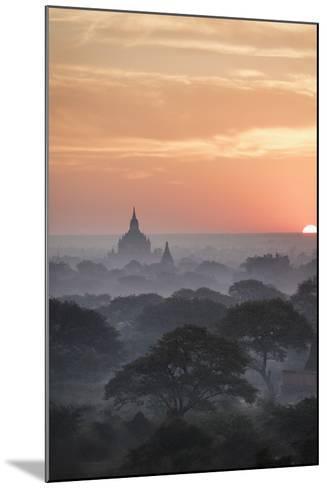 Bagan, Myanmar (Burma), Southeast Asia-Janette Hill-Mounted Photographic Print