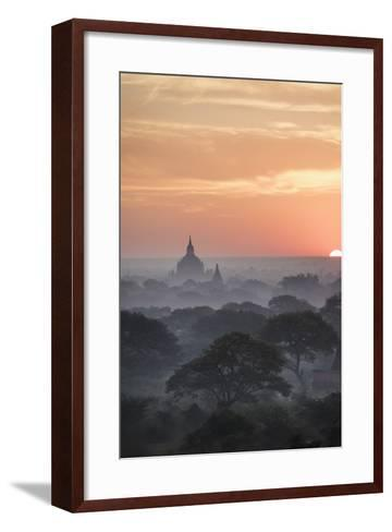 Bagan, Myanmar (Burma), Southeast Asia-Janette Hill-Framed Art Print