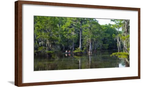 Caddo Lake, Texas, United States of America, North America-Kav Dadfar-Framed Art Print