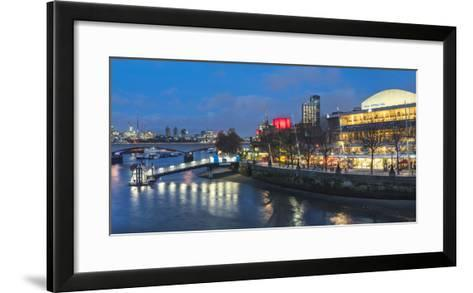 Southbank Centre, London-Matthew Williams-Ellis-Framed Art Print