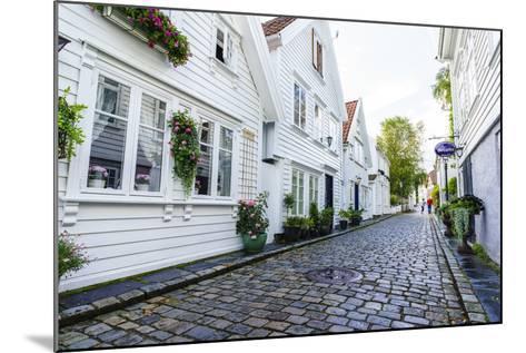 Old Stavanger (Gamle Stavanger), Rotaland-Amanda Hall-Mounted Photographic Print