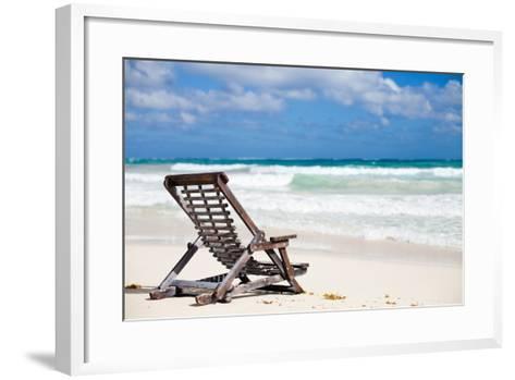 Tulum, Yucatan, Mexico, North America-John Alexander-Framed Art Print