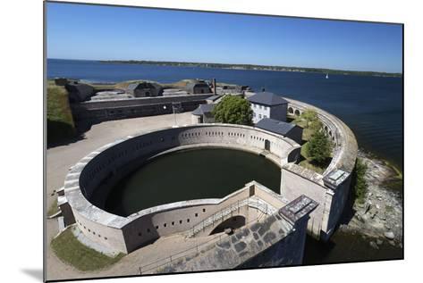 Kungsholms Fort, Karlskrona, Blekinge, South Sweden, Sweden, Scandinavia, Europe-Stuart Black-Mounted Photographic Print