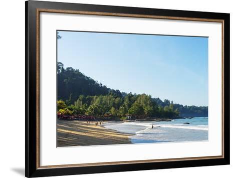Khao Lak Beach, Phang Nga Province, Thailand, Southeast Asia, Asia-Christian Kober-Framed Art Print
