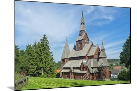 Protestant Gustav Adolf Stave Church, Hahnenklee, Harz, Lower Saxony, Germany, Europe-G & M Therin-Weise-Mounted Photographic Print