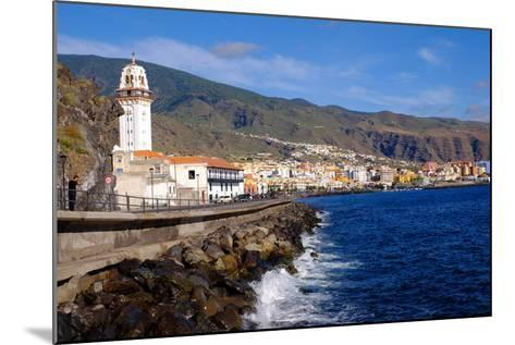 City of Candelaria in the Eastern Part of the Island of Tenerife, Canary Islands, Spain, Europe-Carlo Morucchio-Mounted Photographic Print