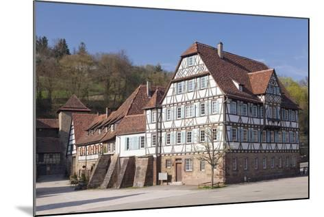 Kloster Maulbronn Abbey, Black Forest, Baden-Wurttemberg, Germany, Europe-Markus Lange-Mounted Photographic Print