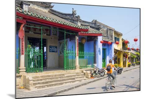 Trung Hoa Assembly Hall (Ngu Bang Assembly Hall), Hoi An, Quang Nam Province, Vietnam, Indochina-Jason Langley-Mounted Photographic Print