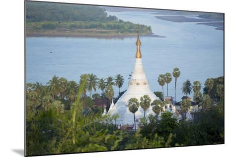 Views over the Thanlwin (Salween) River, Mawlamyine, Mon, Myanmar (Burma), Southeast Asia-Alex Robinson-Mounted Photographic Print