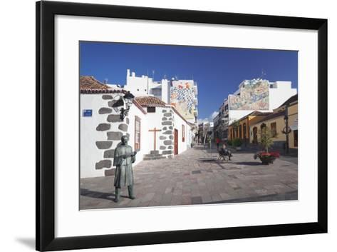 Wall Painting, Spain-Markus Lange-Framed Art Print
