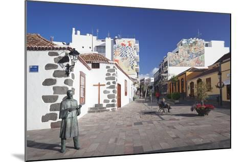 Wall Painting, Spain-Markus Lange-Mounted Photographic Print