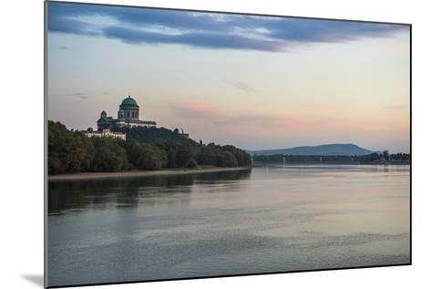Esztergom Basilica, the Largest Cathedral in Hungary, Esztergom, Hungary, Europe-Michael Runkel-Mounted Photographic Print