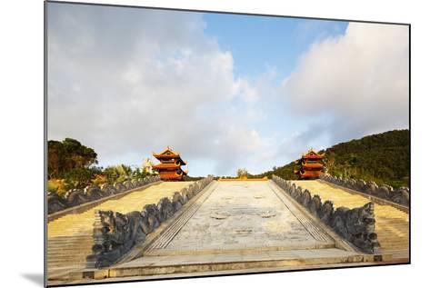 Thien Vien Truc Lam Ho Temple, Phu Quoc Island, Vietnam, Indochina, Southeast Asia, Asia-Christian Kober-Mounted Photographic Print
