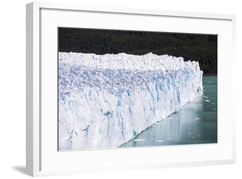 Perito Moreno Glaciar North Face, Argentina-Matthew Williams-Ellis-Framed Art Print