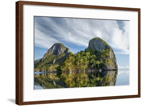 El Nido, Palawan, Philippines, Southeast Asia, Asia-Andrew Sproule-Framed Art Print