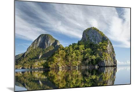 El Nido, Palawan, Philippines, Southeast Asia, Asia-Andrew Sproule-Mounted Photographic Print