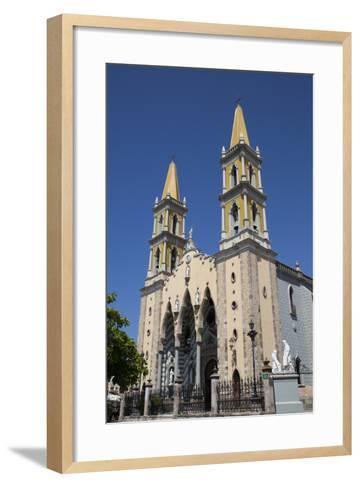 La Iglesia De Jesucristo De Los Santos De Los Ultimos Dias, Mazatlan, Sinoloa State, Mexico-Richard Maschmeyer-Framed Art Print