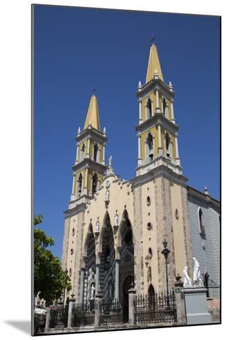 La Iglesia De Jesucristo De Los Santos De Los Ultimos Dias, Mazatlan, Sinoloa State, Mexico-Richard Maschmeyer-Mounted Photographic Print