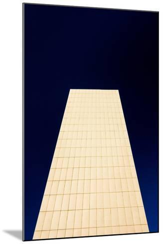 Manchester One Building, Manchester, England, United Kingdom, Europe-Bill Ward-Mounted Photographic Print