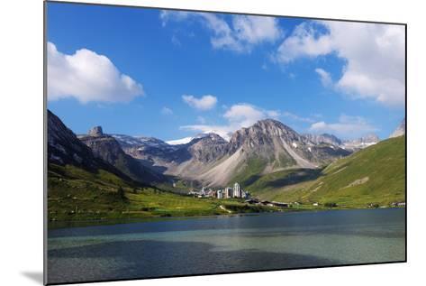 Tignes, Vanoise National Park, Savoie, Rhone Alpes, France, Europe-Christian Kober-Mounted Photographic Print