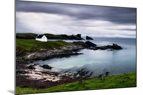 Clachtoll, Sutherland, Highland, Scotland, United Kingdom, Europe-Bill Ward-Mounted Photographic Print