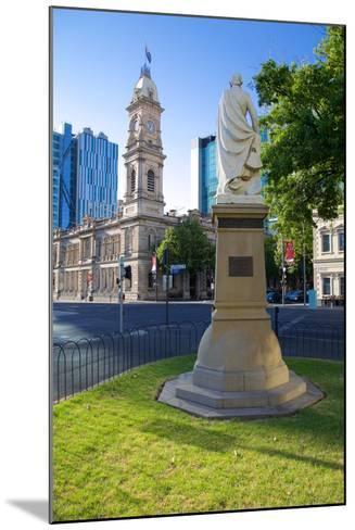 Victoria Square, Australia, Oceania Post Office, Adelaide, South Australia, Oceania-Frank Fell-Mounted Photographic Print