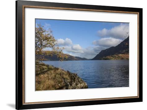 Ullswater, Lake District National Park, Cumbria, England, United Kingdom, Europe-James Emmerson-Framed Art Print