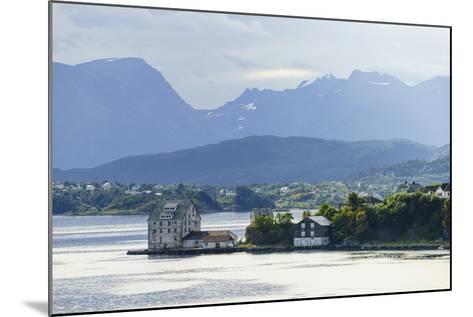 Alesund, Norway, Scandinavia, Europe-Amanda Hall-Mounted Photographic Print