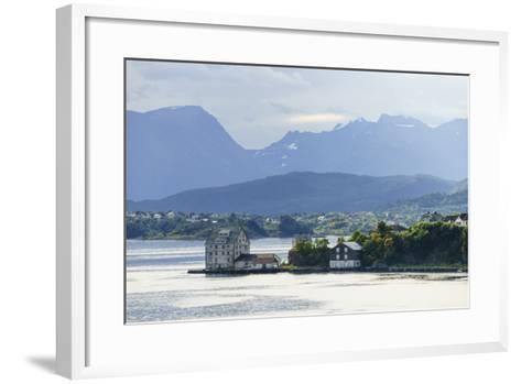 Alesund, Norway, Scandinavia, Europe-Amanda Hall-Framed Art Print
