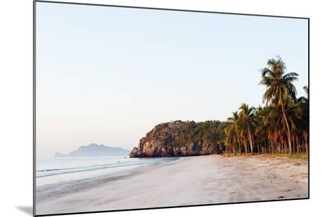 Sam Phraya Beach, Khao San Roi Yot National Park, Prachuap Kiri Khan, Thailand, Southeast Asia-Christian Kober-Mounted Photographic Print