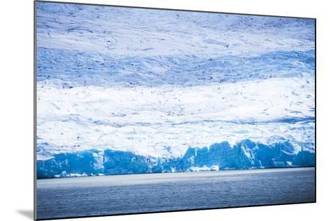 Grey Glacier (Glaciar Grey), Torres Del Paine National Park, Patagonia, Chile, South America-Matthew Williams-Ellis-Mounted Photographic Print