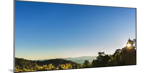 Sunset at Lamington National Park, Queensland, Australia, Pacific-Noelia Ramon-Mounted Photographic Print