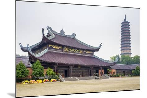 Bai Dinh Temple (Chua Bai Dinh), Gia Vien District, Ninh Binh Province, Vietnam, Indochina-Jason Langley-Mounted Photographic Print