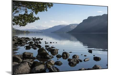 Lake Ullswater, Lake District National Park, Cumbria, England, United Kingdom, Europe-James Emmerson-Mounted Photographic Print