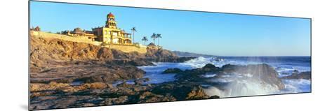 View of Hotel on the Coast, Hacienda Cerritos, Cerritos Beach, Cerritos--Mounted Photographic Print